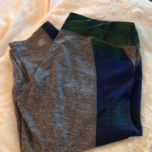 NWOT XL Lularoe Jade capri workout pants